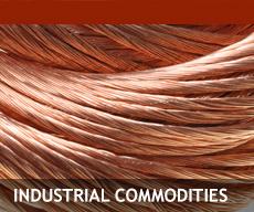 Průmyslové komodity