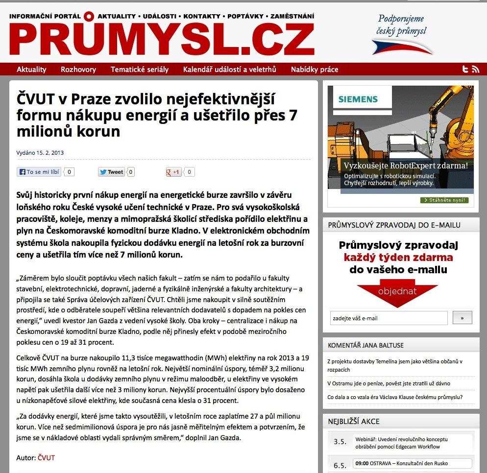 04 CVUT prumysl cz