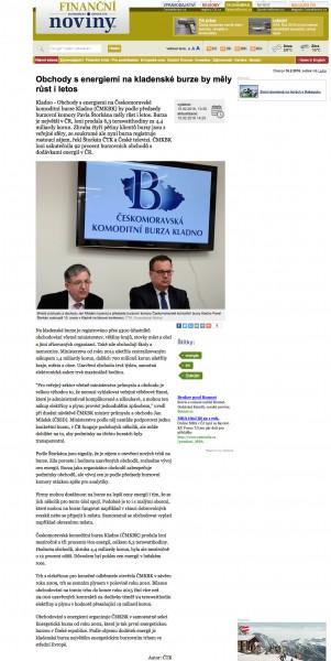 02 15 Financni noviny - ministr MPO